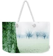 Alone But Not Abandoned Weekender Tote Bag
