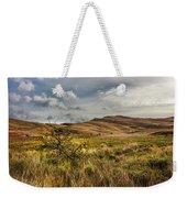 Along The Scottish Highlands Weekender Tote Bag