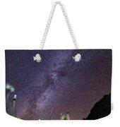 Alpine Milky Way Weekender Tote Bag