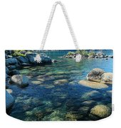 Always About The Light  Weekender Tote Bag by Sean Sarsfield