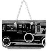 Ambulance - Armstrong And Hotson 1918 Weekender Tote Bag