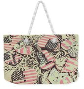 Americana Audio Weekender Tote Bag