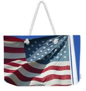 Americana Weekender Tote Bag by JAMART Photography