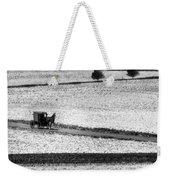 Amish Country Lancaster Pennsylvania Bw Weekender Tote Bag