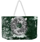 An Abstract Wooden Sculpture Weekender Tote Bag