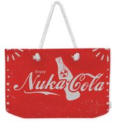 An Ice Cold Nuka Cola - Fallout Universe Weekender Tote Bag