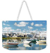 An Idyllic Boating Day Weekender Tote Bag