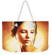 Anastasia Portrait Weekender Tote Bag