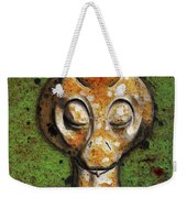 Ancient Alien Weekender Tote Bag