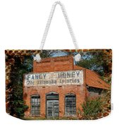 And Nature Goes On Weekender Tote Bag