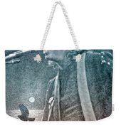 And You'll Be A Bluebird Too Weekender Tote Bag