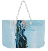 Angel With Child Weekender Tote Bag