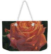 Anniversary Rose Weekender Tote Bag