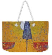 Another Day At The Office Original Painting Weekender Tote Bag