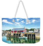 Another Day On The Water Weekender Tote Bag