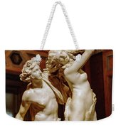 Apollo And Daphne Weekender Tote Bag