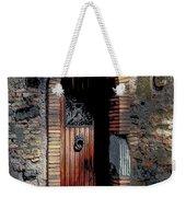 Appia Antica Porta Weekender Tote Bag
