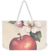 Apple And Blossoms Weekender Tote Bag