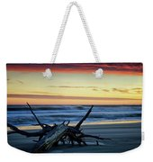 Approaching Tide Weekender Tote Bag