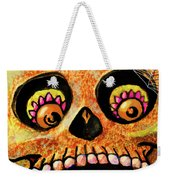 Aranas Sugarskull Of Spiders Weekender Tote Bag