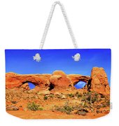 Arches Moon Eye Weekender Tote Bag