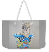 Arizona Wildcat Weekender Tote Bag