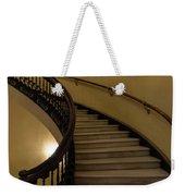 Arlington Spiral Stairs Weekender Tote Bag