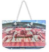 Arsenal Fc Stadium London Weekender Tote Bag