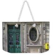 Art Deco Doorway Weekender Tote Bag