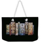 Art Panels - Antique Wallpaper  Weekender Tote Bag