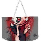 Art Plushie Weekender Tote Bag
