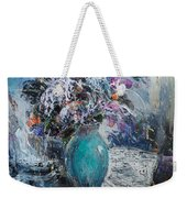 Articulated Melody Weekender Tote Bag