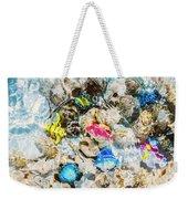Artificial Aquarium  Weekender Tote Bag