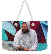 Artist Frown Weekender Tote Bag