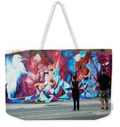 Artists Record The Moment Weekender Tote Bag