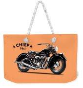 The 1947 Chief Weekender Tote Bag