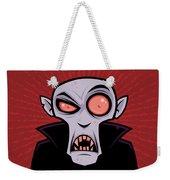 Count Dracula Weekender Tote Bag