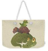 Swamp Squad Weekender Tote Bag