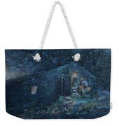 Trapp Family Lodge Cabin Sunrise Stowe Vermont Weekender Tote Bag