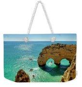 Marinha Arches, Portugal Weekender Tote Bag