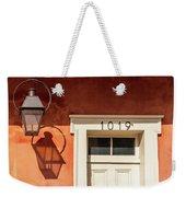 French Quarter Shadows Weekender Tote Bag