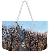 Girded By Trees, Light And An Angel Weekender Tote Bag