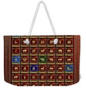 Standards Of Roman Imperial Legions - Legionum Romani Imperii Insignia Weekender Tote Bag