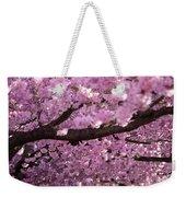 Cherry Blossom Tree Panorama Weekender Tote Bag
