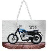 Triumph Trophy Tr6 Weekender Tote Bag