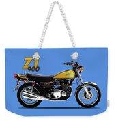 Kawasaki Z1 Weekender Tote Bag
