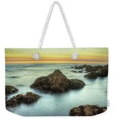 Asilomar Sunset Weekender Tote Bag