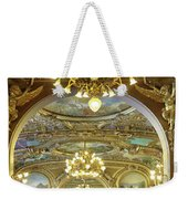 At Le Train Bleu Weekender Tote Bag