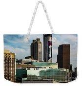 Atlanta Skyline 3 Weekender Tote Bag