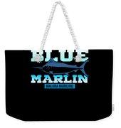 Atlantic Blue Marlin Makaira Nigricans Weekender Tote Bag